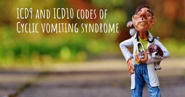 Vomiting Syndrome : A rare diagnosis