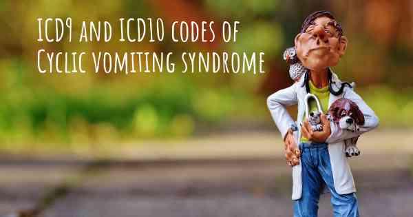 Vomiting Syndrome : A rarediagnosis